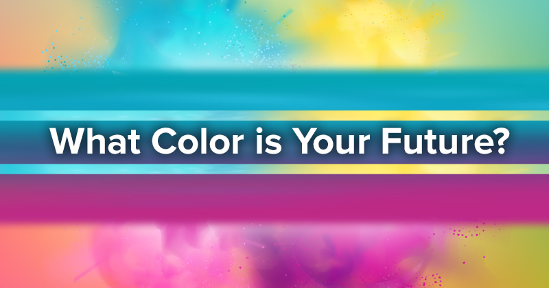 What color is your future for What will my future family be like quiz